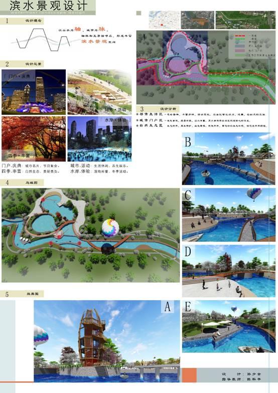 D:\阿穆尔大学获奖\思维达\参加比赛\参赛作品\比赛作品\得奖的\Name:Sunshaoquan Title of entry:Waterfront landscape design—23—faculty adviser:Ke Ping Chen15776487515.jpg